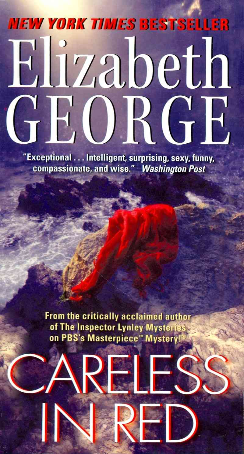Careless in Red By George, Elizabeth